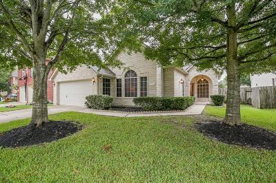 Houston Single Family Home For Sale: 17427 Crosscove Court