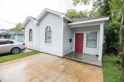 Multi Family Home For Sale: 3710 Wylie Street