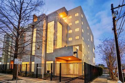 Houston Condo/Townhouse For Sale: 1211 Sterrett Street
