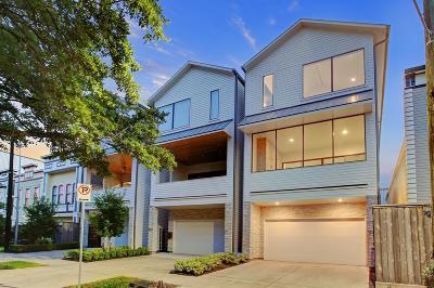Houston Single Family Home For Sale: 1529 Dorothy Street