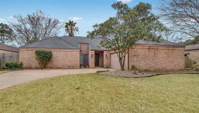 Houston Single Family Home For Sale: 11907 Cedar Pass Drive