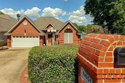 Willis Single Family Home For Sale: 6851 Kingston Cove Lane