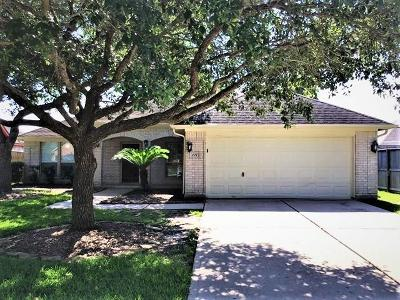 Galveston County Rental For Rent: 124 Greenridge Circle