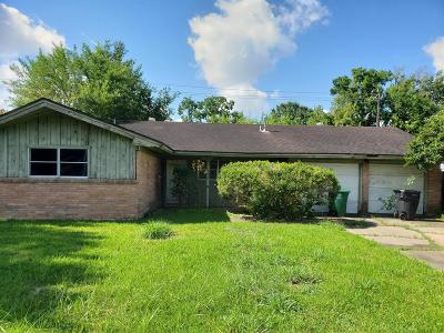 Houston Single Family Home For Sale: 9015 Altamont Drive