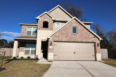 Single Family Home For Sale: 15447 Roaming River Trail