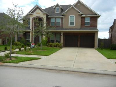 Missouri City Single Family Home For Sale: 10135 Cypress Path
