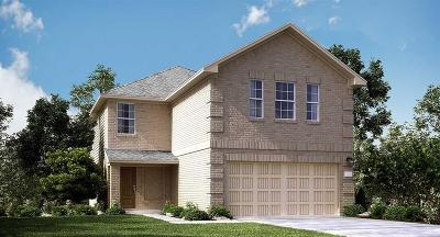New Caney Single Family Home For Sale: 23712 Via Maria Drive