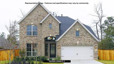 Montgomery Single Family Home For Sale: 107 Boarsmen Court