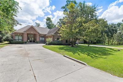 Montgomery Single Family Home For Sale: 267 Carriage Trail