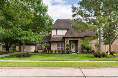 Friendswood Single Family Home For Sale: 1014 Tipperary Avenue