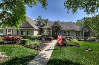 Conroe Single Family Home For Sale: 2001 Shasta Ridge Drive