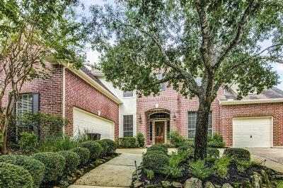 Kingwood Single Family Home For Sale: 6103 Country Falls Lane