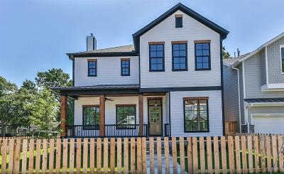 Single Family Home For Sale: 3712 Bradley Street