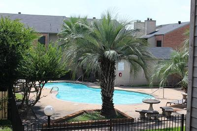 Houston Condo/Townhouse For Sale: 16111 Aspenglen Drive #304