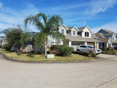 Seabrook Condo/Townhouse For Sale: 2848 Seaside Drive