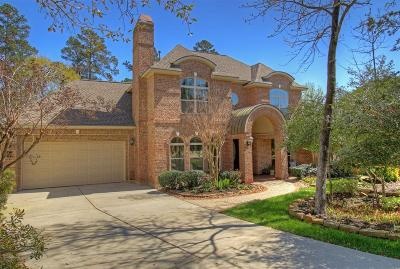 Spring Single Family Home For Sale: 130 Amulet Oaks Court