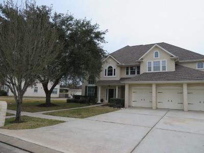 Friendswood Single Family Home For Sale: 1606 Cascade Falls Drive