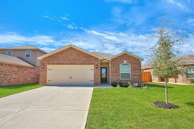 Hockley Single Family Home For Sale: 22731 Overland Bell Drive