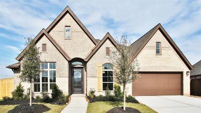 Richmond Single Family Home For Sale: 3910 Sagebriar Spring Avenue