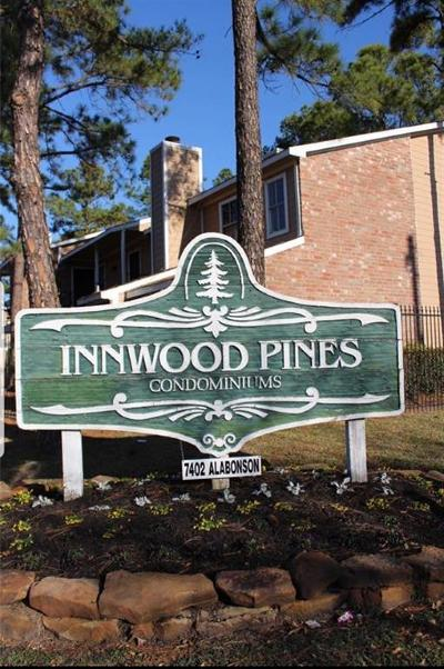 Condo/Townhouse For Sale: 7402 Alabonson Road #301