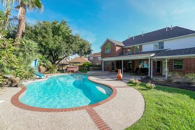 Katy Single Family Home For Sale: 3106 Latrobe Lane