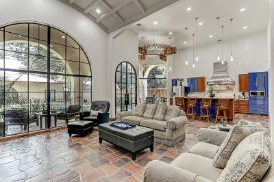 Houston Single Family Home For Sale: 2431 Nottingham Street