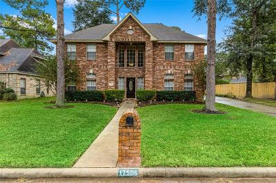 Houston TX Single Family Home For Sale: $212,000