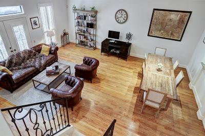 Houston Condo/Townhouse For Sale: 3511 Yupon Street