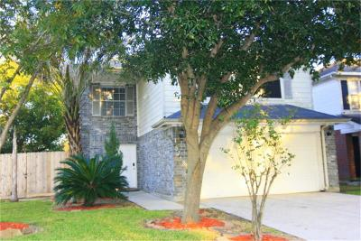 Houston Single Family Home For Sale: 16718 N Mist Drive