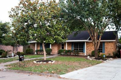 League City Single Family Home For Sale: 1911 Aggie Lane