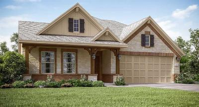 Richmond Single Family Home For Sale: 26315 Clover Bank Lane