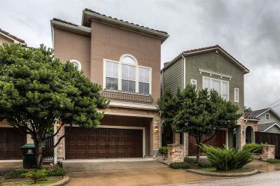 Houston Single Family Home For Sale: 1205 E Aurora Street