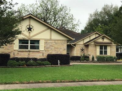 Deer Park Single Family Home For Sale: 2301 Wayside Court