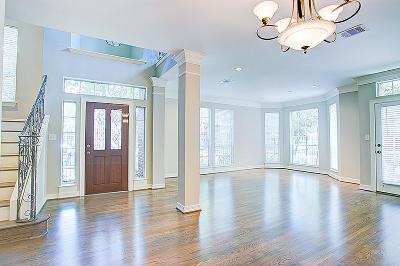 Houston Condo/Townhouse For Sale: 302 Bremond Street