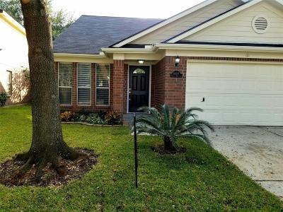 Single Family Home For Sale: 10807 Meadow Walk Lane