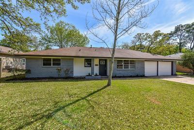 La Marque Single Family Home For Sale: 3125 McKinney Drive