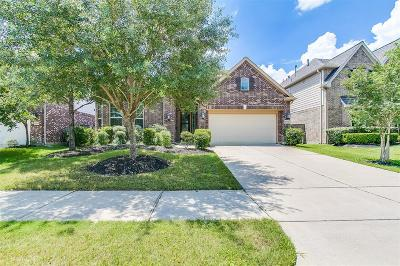 Katy TX Single Family Home For Sale: $299,990