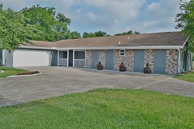 Crosby Single Family Home For Sale: 14003 Green Cove