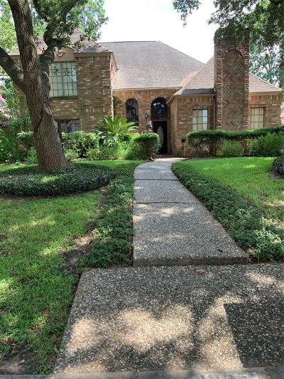 Single Family Home For Sale: 3907 Trappers Forest Drive