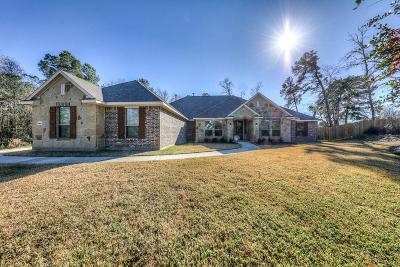 Conroe Single Family Home For Sale: 9607 Longmire Creek Way