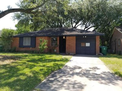 Houston Single Family Home For Sale: 14410 Player Street
