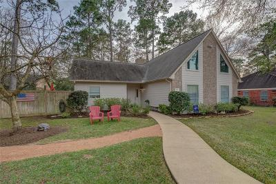 Montgomery Single Family Home For Sale: 115 Park Way