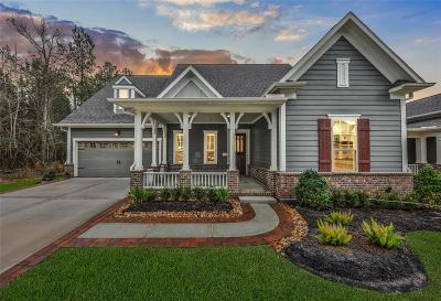 Montgomery Single Family Home For Sale: 128 Mallard Creek Court