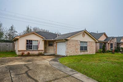 Single Family Home For Sale: 18631 Spinney Lane Drive