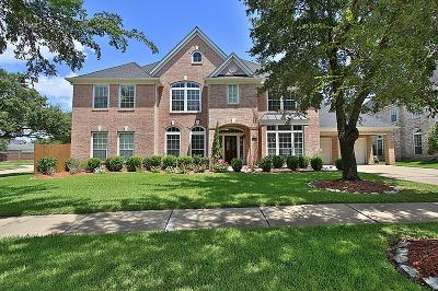 Richmond Single Family Home For Sale: 1718 Sabine Lane