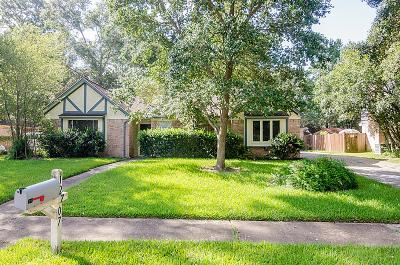 Single Family Home For Sale: 12707 Retreat Trl