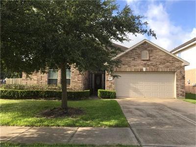 Rosenberg Single Family Home For Sale: 6011 Wickshire Drive