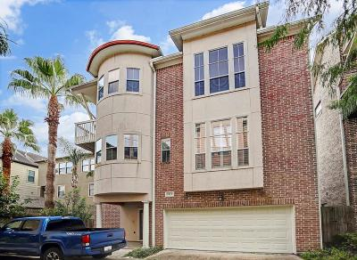 Harris County Single Family Home For Sale: 5317 Feagan Street #B