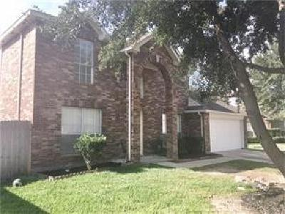 Katy Single Family Home For Sale: 20035 Mason Creek Drive