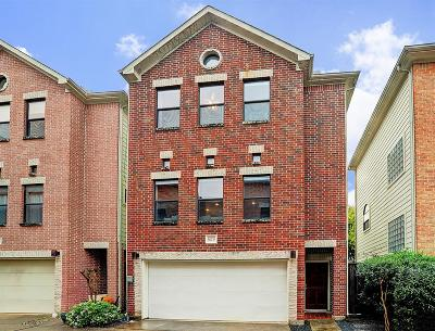 Single Family Home For Sale: 5817 Darling Street #F